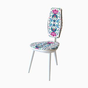 Chaise Lana Couleur Blanche de Photoliu
