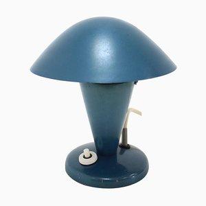 Lampe de Bureau Bauhaus avec Abat-jour Flexible, 1930s