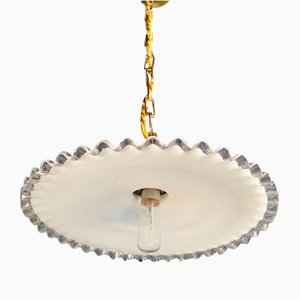 Vintage French Ceiling Lamp, 1930s