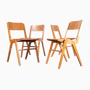 Vintage Dining Chairs from Casala, 1950s, Set of 30