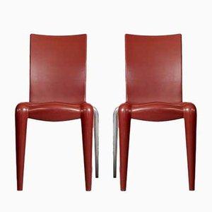 Chaises de Salon par Philippe Starck pour Vitra, 1990s, Set de 6