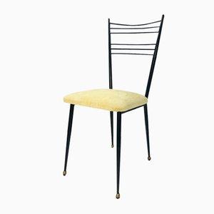 Chaises d'Appoint par Colette Gueden pour Primavera, France, 1950s, Set de 8