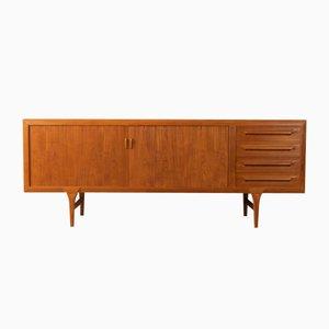 Teak Furnier Sideboard von Ib Kofod Larsen für Faarup Møbelfabrik, 1960er