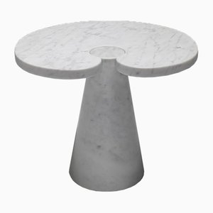 Marble Eros Series Side Table by Angelo Mangiarotti for Skipper, 1970s