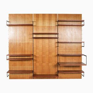 Dutch Japanese Series Wall Unit by Cees Braakman for Pastoe, 1950s