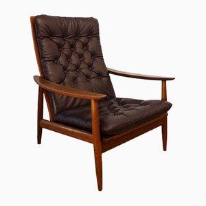Skandinavischer Sessel von Edvard Valentinsen für Fraska, 1960er
