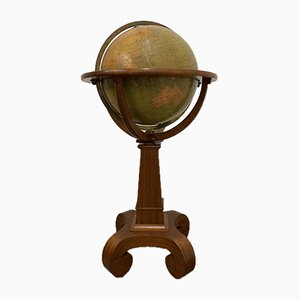 Antique Globe by Hammet and Bacon, 1910s