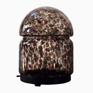 Lampada da tavolo modello Glicine in vetro di Murano di Gae Aulenti per Vistosi, anni '80