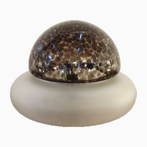 Lámpara de mesa modelo Poveglia de cristal de Murano de Gae Aulenti para Vistosi, años 60