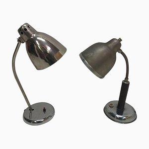 Lampe de Bureau Art Déco, 1940s