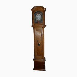 Reloj de pie antiguo