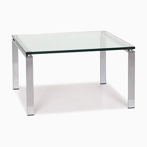 Glass and Metal Foster 500 Coffee Table from Walter Knoll