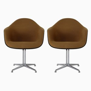 Armchairs by Charles Eames & La Fonda, 1970s, Set of 2