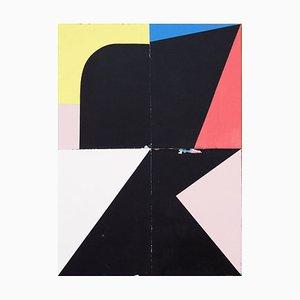 Transformer Gemälde von Jo Hummel, 2019