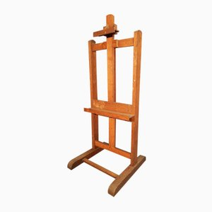 19th Century Oak Easel