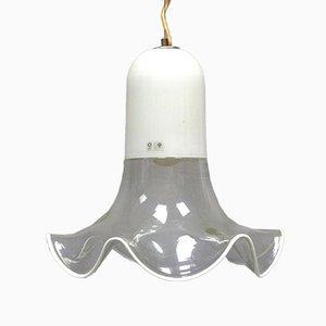 Vintage Italian Pendant Lamp by Roberto Pamio & Renato Toso for Leucos, 1960s