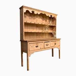 19th Century English Wooden Buffet