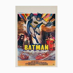 Belgian Batman Film Poster, 1970s