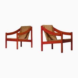 Carimate Stuhl von Vico Magistretti für Cassina, 1960er
