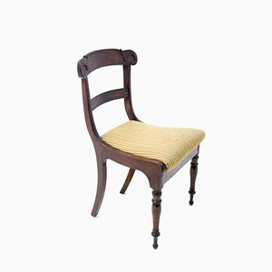 Antique Dining Chairs, 1860s, Set of 4