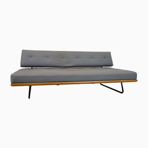 Mid-Century Sofa Daybed by Rolf Grunow for Walther Knoll