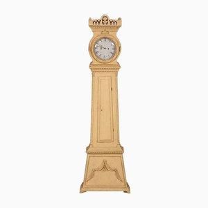 Reloj de caja alta antiguo de Bornholm, década de 1860