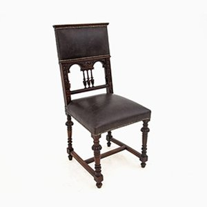 Antique Dining Chairs, 1880s, Set of 6