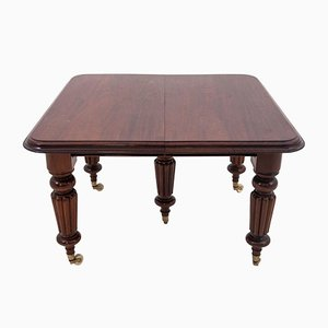 Large Antique Dining Table, 1920s