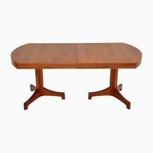 Table de Salle à Manger à Rallonge Vintage en Noyer par Robert Heritage pour Archie Shine, 1960s