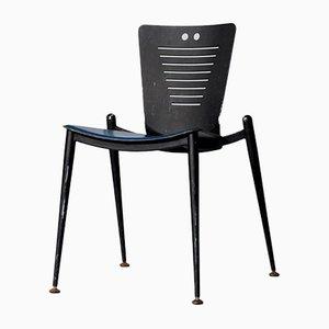 Vintage Modell RCS Stühle von Ronald Cecil Sportes für Tecno, 4er Set