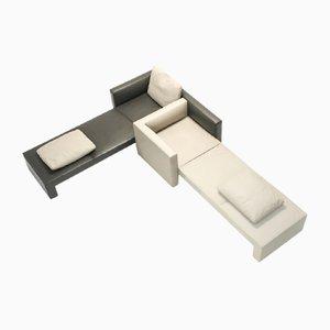 Canapé Modulaire Openside par Franco Poli pour Matteo Grassi, 2000s