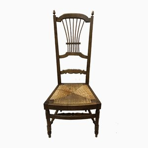 Antique Louis Philippe French Side Chairs, Set of 2
