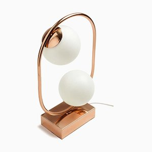 Loop Table I Lamp by Utu Soulful Lighting