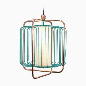Jules Suspension Lamp with Copper by Utu Soulful Lighting