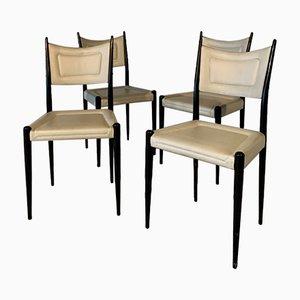 Chaises de Salon Mid-Century de G-Plan, Set de 4