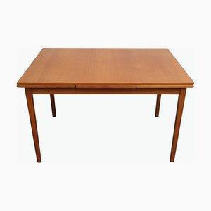 Tavolo da pranzo in teak, anni '60