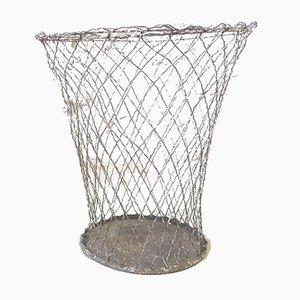 Vintage Waste Paper Basket