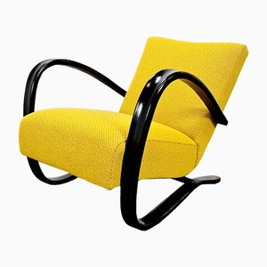 Lounge Chair by Jindrich Halabala, 1960s