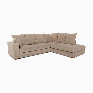 Beige Fabric Cenova Corner Sofa from BoConcept