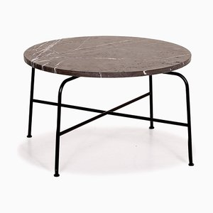 Industrial Anthracite Marbled Graphite 947 Coffee Table from Rolf Benz