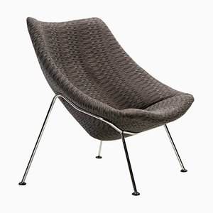 Oyster F157 Lounge Chair by Pierre Paulin for Artifort, 1999