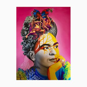 Frida by Beni, 2019