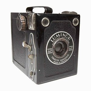 French Camera Luminor from Manufrance, 1930s