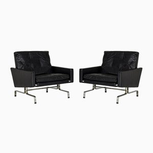 Mid-Century Model PK 31 Armchairs by Poul Kjærholm for E. Kold Christensen, Set of 2