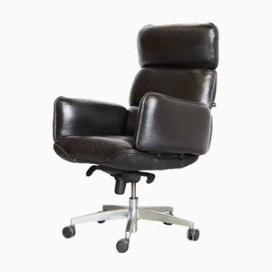 Vintage Consenso Executive Swivel Chair by Otto Zapf for Topstar
