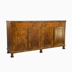 Vintage Holz Sideboard, 1930er