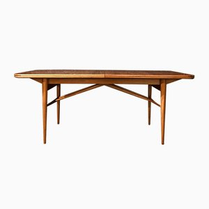 Extendable Rosewood Dining Table by Robert Heritage for Archie Shine, 1960s
