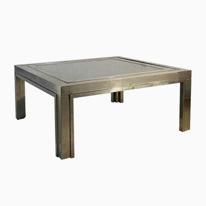 French Coffee Table by Giacomo Sinpoli for Mercier Frères, 1970s