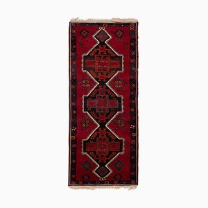Vintage Kurdish Runner Rug, 1970s