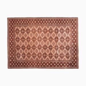 Vintage Afghan Turkmen Rug, 1970s